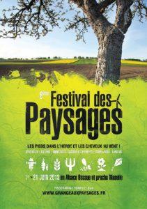 Festival des Paysages 2013 @ Maison de l'eau et de la rivière Frohmuhl
