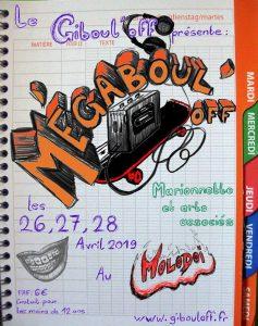 Festival Giboul'Off 2019 @ Molodoï